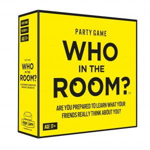 Hygge Games – Who in the room?