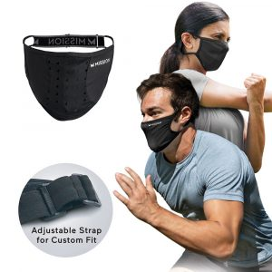 Mission Adjustable Sport Mask