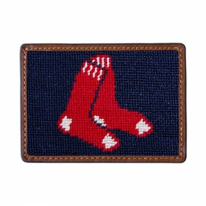 Smathers & Branson Boston Red Sox Credit Card Wallet