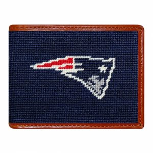 Smathers & Branson New England Patriots Wallet