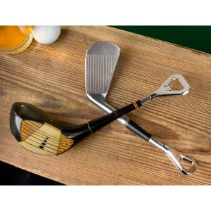 Tokens & Icons Golf Club Wood Driver Bottle Opener