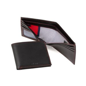 Tokens & Icons Boston Red Sox Game Used Uniform Billfold Wallet