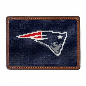 Smathers & Branson New England Patriots Credit Card Wallet