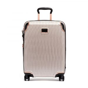 Tumi Lattitude Continental Carry On in Blush