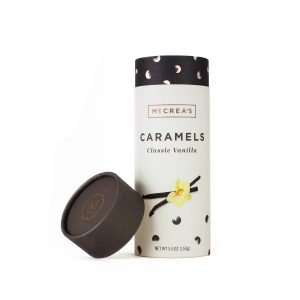 McCrea's Candies Caramels Classic Vanilla Tube