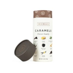 McCrea's Candies Caramels Flavor Family Tube