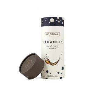McCrea's Candies Caramels Single Malt Scotch Tube
