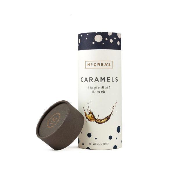 McCrea's Caramels Single Malt Scotch Tube