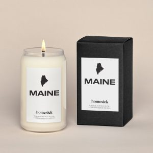 Homesick Maine Candle