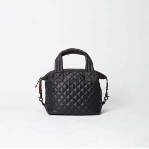 MZ Wallace Small Sutton Deluxe in Black
