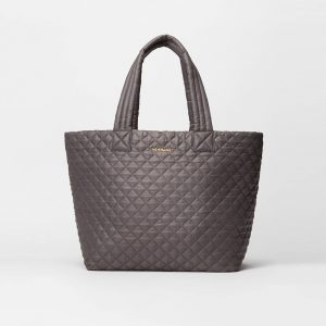 MZ Wallace Large Metro Tote in Magnet