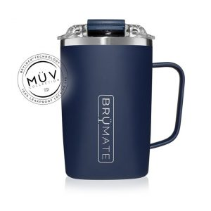Brumate Toddy Mug 16oz – Matte Navy