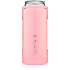 Brumate Hopsulator Slim – Blush (12oz Slim Cans)