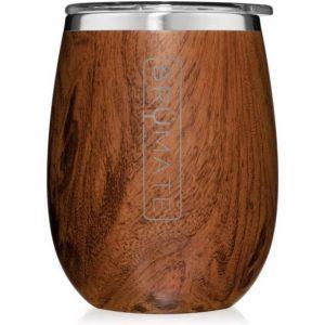 Brumate Uncork'd XL Wine Tumbler 14oz – Walnut