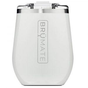 Brumate Uncork'd Xl Müv 14oz Wine Tumbler – Ice White