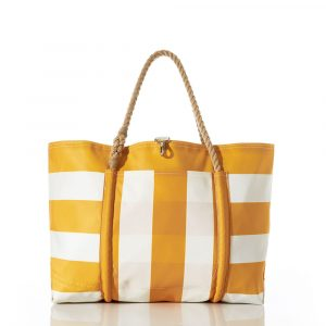 Sea Bags Yellow Pier Tote