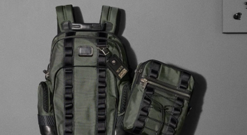 TUMI 2-in-1 Capsule Backpacks and Totes