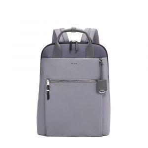 Tumi Voyaguer Essential Backpack in Grey
