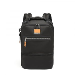 Tumi Alpha Bravo Essential Backpack in Black