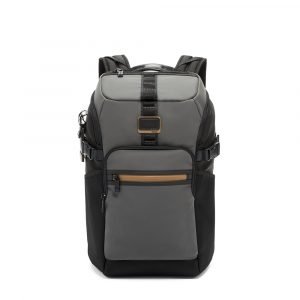 Tumi Alpha Bravo Reserve Active Backpack in Obsidian