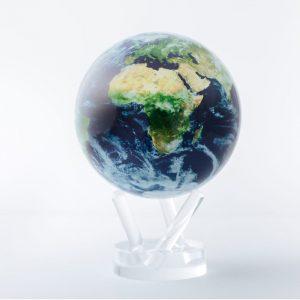 Mova 6″ Earth with Clouds Globe