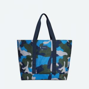 State Bags Graham XL Tote in Camo