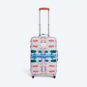State Bags Logan Suitcase in Tie Dye