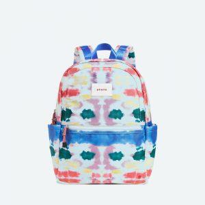 State Bags Kane Kids Travel Backpack in Tie Dye