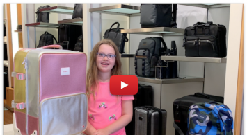 Addison Reviews Luggage for Kids by State Bags