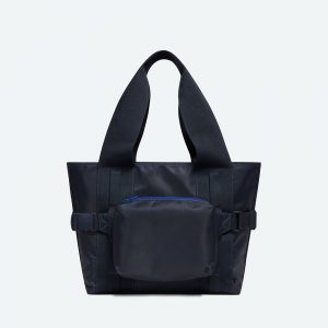 State Bags Graham Tote & Lorimer Fanny Pack Set in Navy