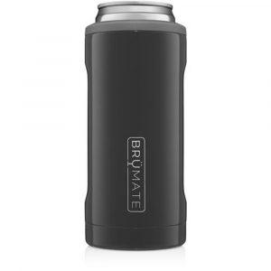 Brumate Hopsulator Slim 12oz Cans – Charcoal
