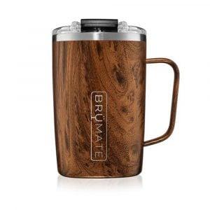 Brumate Toddy Mug 16oz- Walnut