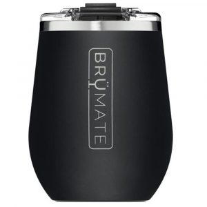 Brumate Uncork'd XL Müv 14oz Wine Tumbler – Matte Black