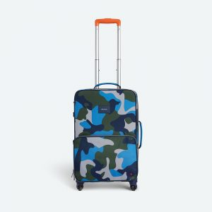 State Bags Logan Suitcase in Camo