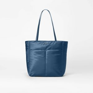 MZ Wallace Bowery Quatro Tote in Teal